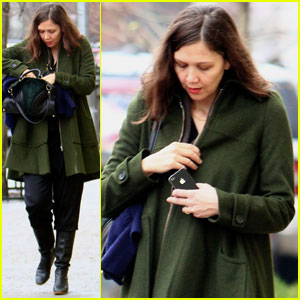 Maggie Gyllenhaal: I Don't Have Time to Exercise!