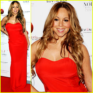 Mariah Carey: Noble Gift Gala Humanitarian Award Recipient!