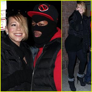 Mariah Carey & Nick Cannon: Aspen Holiday Shopping Spree!