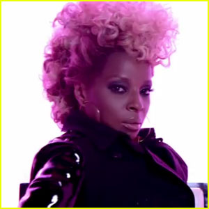 Mary J. Blige: 'Mr. Wrong' Video Premiere!