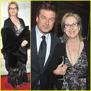 Meryl Streep & Alec Baldwin: A Magical Evening!