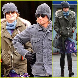 Nicole Kidman & Keith Urban: Movie Date!