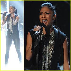 Nicole Scherzinger: 'Pretty' Debut on 'X Factor'!