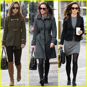 Pippa Middleton Finalizes Party Planning Book Deal?