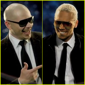 Pitbull & Chris Brown: