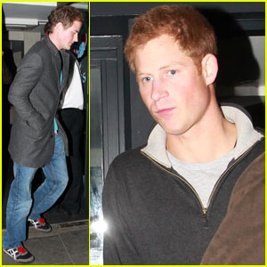 Prince Harry: Headed to Belize & Bahamas Next Year!