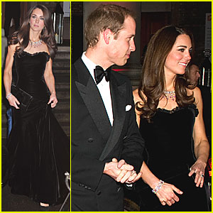 Prince William & Duchess Kate: The Sun Military Awards!