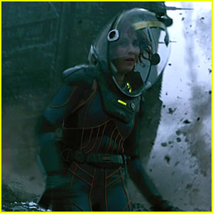 Noomi Rapace & Charlize Theron: 'Prometheus' Trailer!
