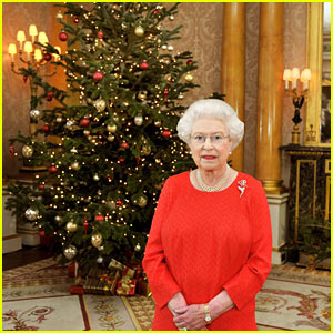 Queen Elizabeth II: Christmas Day Telecast!
