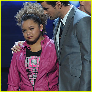 Rachel Crow Kicked Off X-Factor