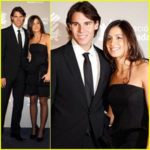 Rafael Nadal: Juntos Por La Integracion Charity Gala!