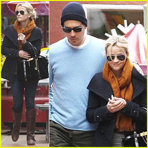 Reese Witherspoon & Jim Toth: Out to Lunch!