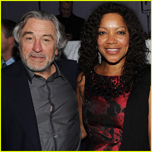 Robert De Niro & Wife Welcome Baby Girl!