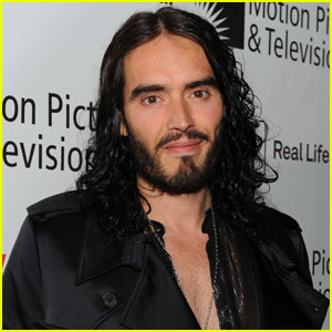 Russell Brand: FX Late-Night Series Host!