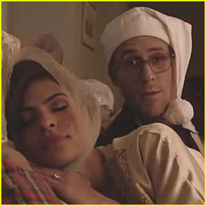 Ryan Gosling: Drunk History Christmas for Funny or Die!