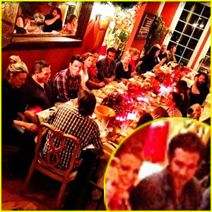 Ryan Reynolds: Holiday Dinner with Blake Lively!