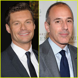 Will Ryan Seacrest Replace Matt Lauer on 'Today'?