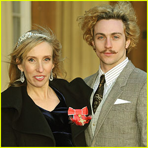 Sam Taylor-Wood: OBE Honor with Aaron Johnson!