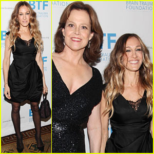 Sarah Jessica Parker: Brain Trauma Foundation Gala