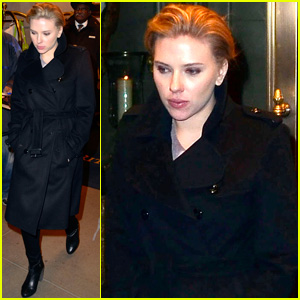 Scarlett Johansson: Black Widow Spin-Off?