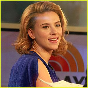 Scarlett Johansson: 'I Had a Lot of Love Around Me'