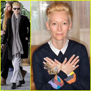 Tilda Swinton Wins National Board of Review's Best Actress!