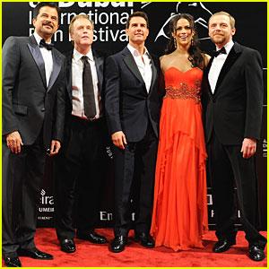 Tom Cruise: 'Mission: Impossible' Premiere in Dubai!