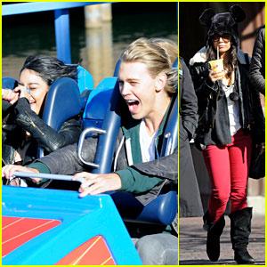 Vanessa Hudgens & Austin Butler: Disney Duo!