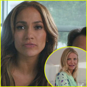 Jennifer Lopez & Cameron Diaz: 'What to Expect' Trailer!