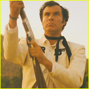 Will Ferrell: 'Casa De Mi Padre' Trailer!