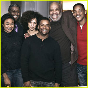 Will Smith: 'Fresh Prince of Bel-Air' Reunion!