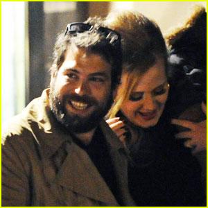 Adele: Boyfriend Simon Konecki Is Divorced, Not Married