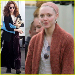 Amanda Seyfried to Appear Nude in 'Lovelace'?