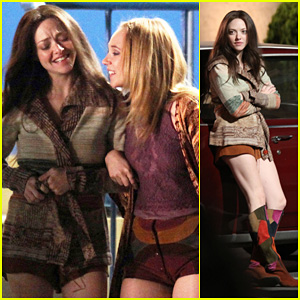 Amanda Seyfried: 'Lovelace' Set with Juno Temple!