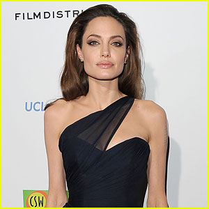 Angelina Jolie: 'Maleficent' with Director Robert Stromberg?