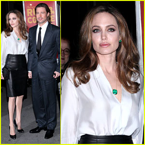 Angelina Jolie & Brad Pitt: Film Critics Awards Pair!