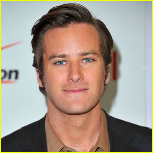 Armie Hammer Arrested for Pot Possession
