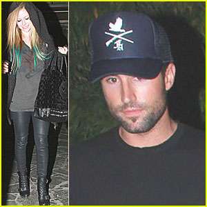 Avril Lavigne & Brody Jenner: Koi Couple