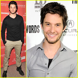 Ben Barnes Premieres 'The Words' at Sundance