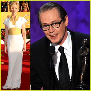 'Boardwalk Empire' Cast Wins at SAG Awards 2012!