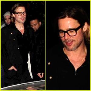 Brad Pitt: Cane Walk
