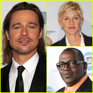 Brad Pitt: 'Make It Right' Gala on March 10!
