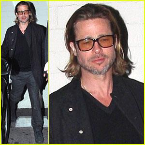 Brad Pitt: Mastro's Man