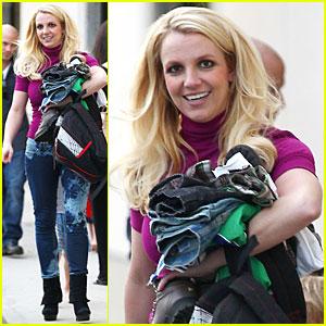 Britney Spears: Party with Sean Preston & Jayden James!