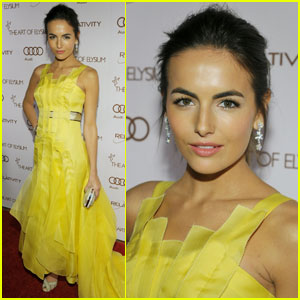 Camilla Belle: Art of Elysium 2012