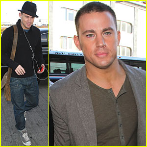 Channing Tatum Nervous to Host 'Saturday Night Live'