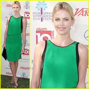 Charlize Theron: Indie Impact Award Winner!