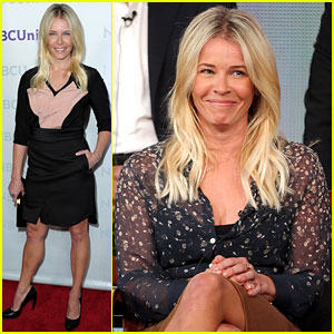 Chelsea Handler Taking Over Conan O'Brien's Old Studio