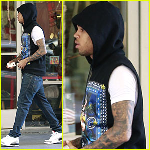 Chris Brown: Dubstep on New Record!