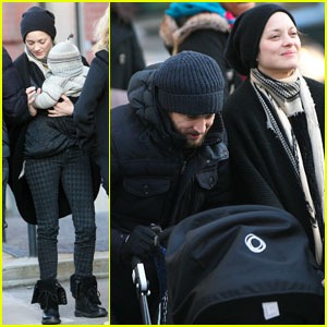 Marion Cotillard & Guillaume Canet: SoHo with Marcel